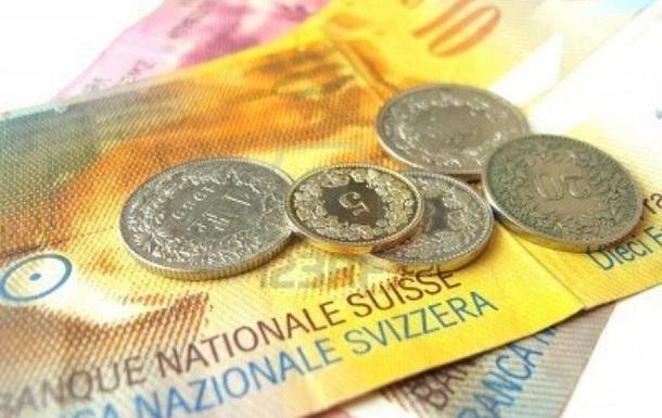 На счетах судьи Высшего хозсуда арестовано 13 миллионов франков
