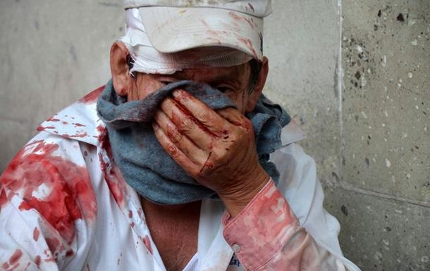 В Мексике в процессию паломников врезался грузовик