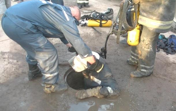 В Харькове четыре человека погибли в канализации