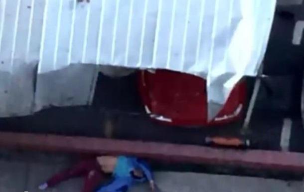 В Чили мужчина выжил после падения с 17 этажа