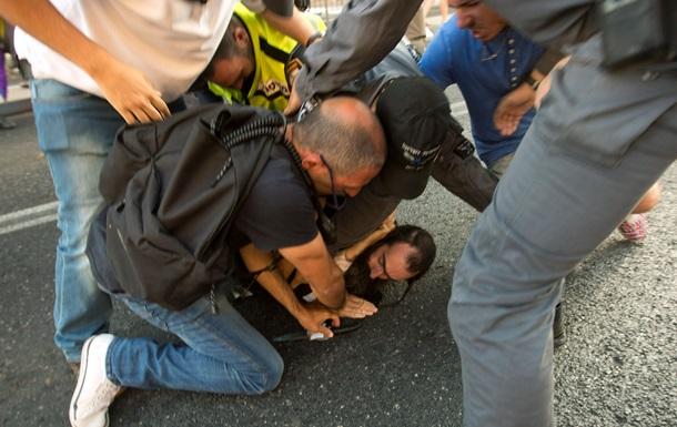 Ортодоксальный еврей ранил шесть участников гей-парада в Иерусалиме