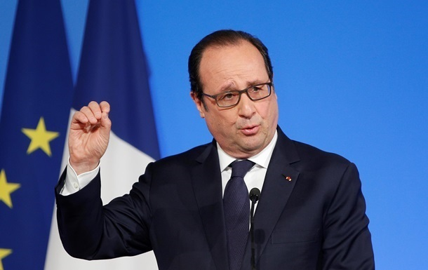 Олланд: Договоренности с Москвой по Мистралям нет