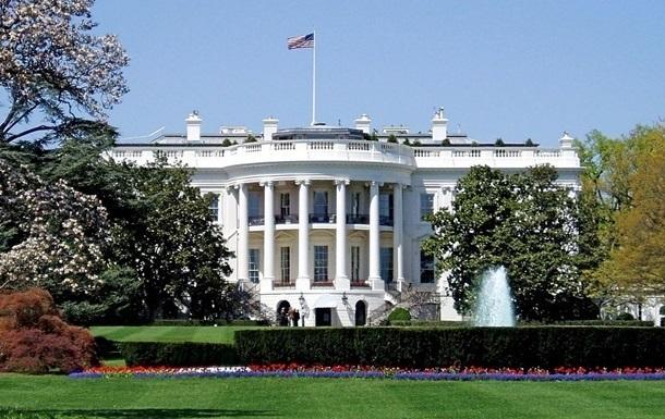 За попытку проникнуть в Белый дом задержали девушку