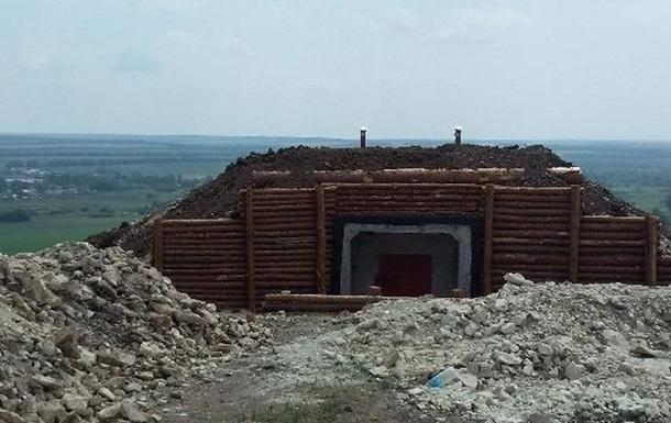 Харьковская область построила опорные пункты в зоне АТО