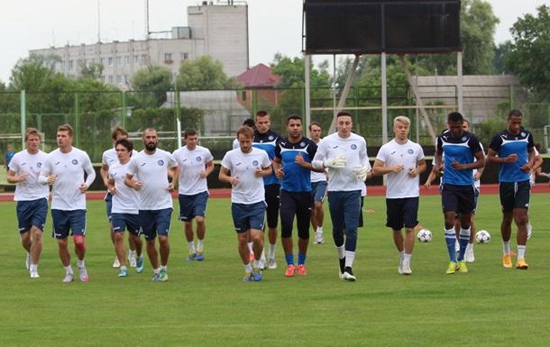 Футбол военного времени. Как обустроились клубы из Восточной Украины