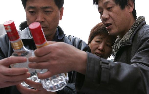 В китайской алкогольной продукции обнаружили виагру