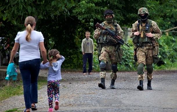 В Горловке из-за обстрелов ввели комендантский час