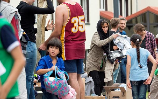 В Германии зафиксировано рекордное число мигрантов