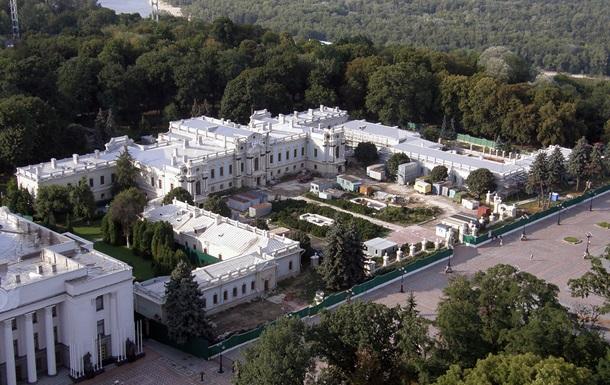 Кабмин выделил 100 миллионов на реставрацию Мариинского дворца