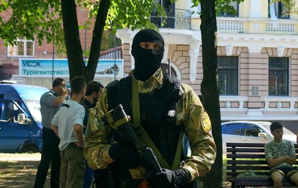 Проукраїнські організації Харкова про штурм офіса  Опозиційного блоку  (Відео)