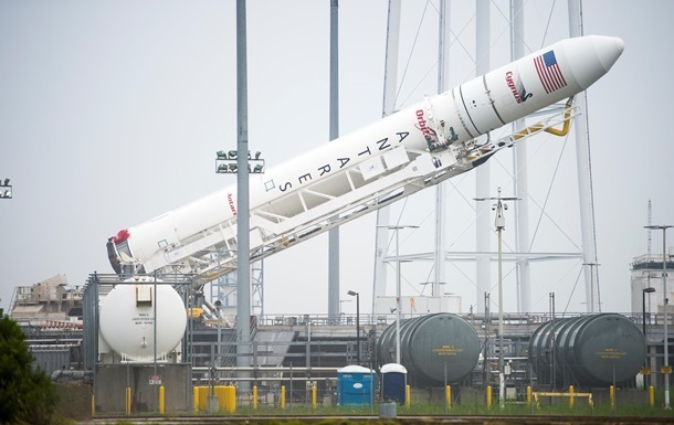Россия передала США первую партию новых ракетных двигателей