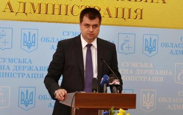 На губернатора Сумской области завели три уголовных дела - нардеп