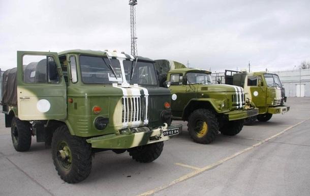 В Житомирской области военные торговали техникой, предназначенной для АТО
