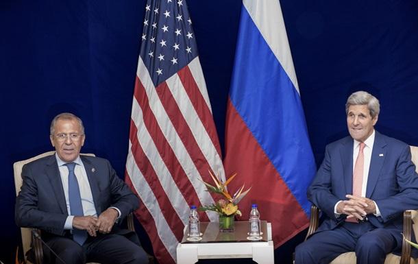 Лавров: Россия и США не могут договориться о борьбе с ИГ
