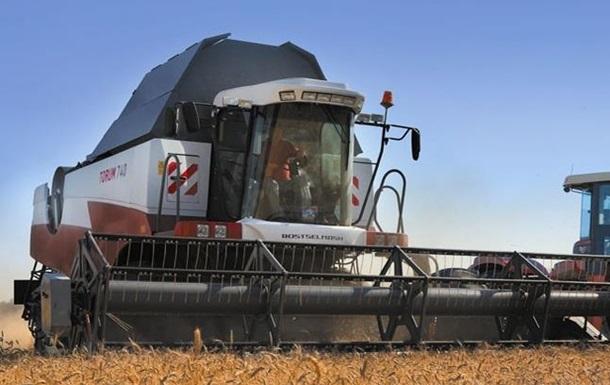 Россия поставит на Донбасс 200 единиц сельхозтехники