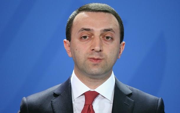 Премьер Грузии обещает не вводить санкции против России