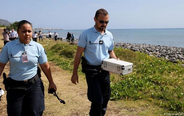 Возле Реюньона найдены новые обломки самолета
