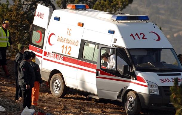 Автобус с туристами из стран СНГ перевернулся в Турции, есть погибшие