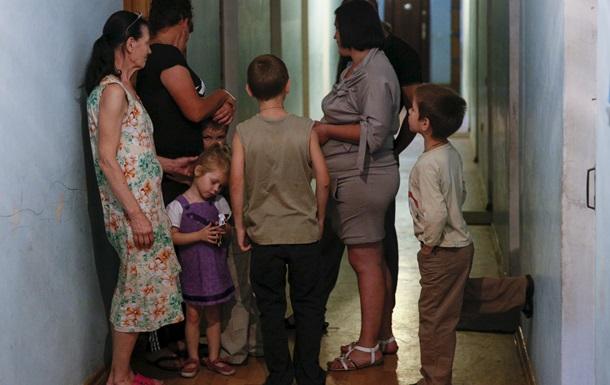 Украинские беженцы в ФРГ: в ожидании ясности