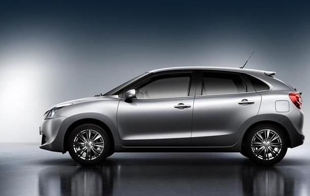 Suzuki рассекретила компактный хэтчбек Baleno