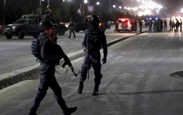 Жертвами взрыва у полицейской академии в Кабуле стали 25 человек