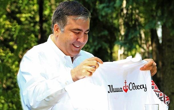 Саакашвили рассказал, кто сыграл его в голливудском фильме