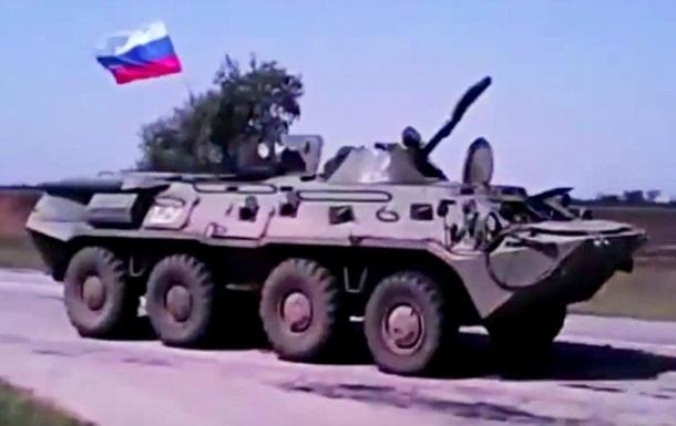В Крым с каждым днем приезжает все больше техники из России (ВИДЕО)