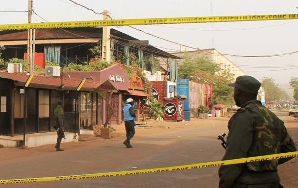 Украинцы не пострадали в результате нападения на отель в Мали