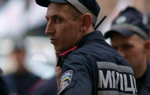 Под Мукачево вор при задержании покусал четырех милиционеров