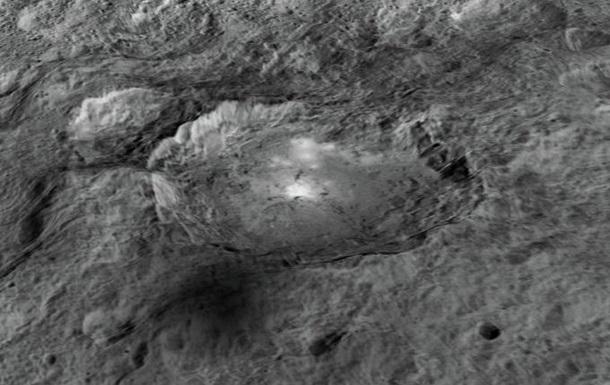 NASA создало видео-экскурсию по ближайшей к Земле карликовой планете