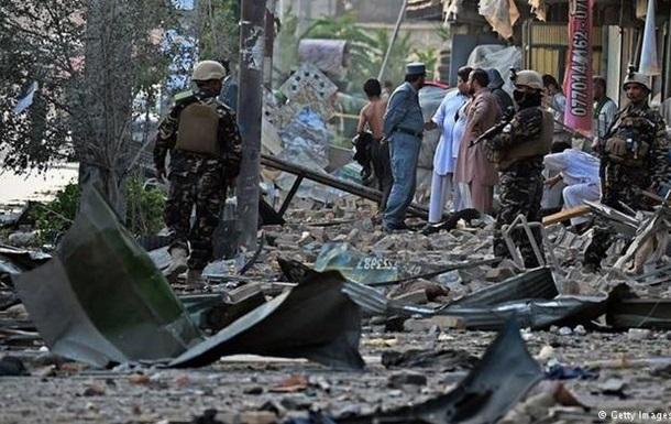 В аэропорту Кабула прогремел мощный взрыв