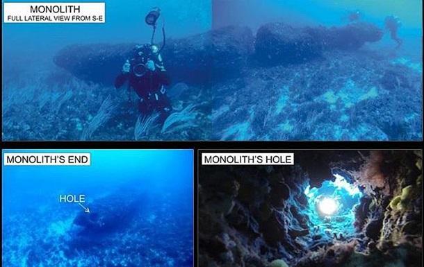 В Средиземном море нашли огромный монумент возрастом около 10 тысяч лет