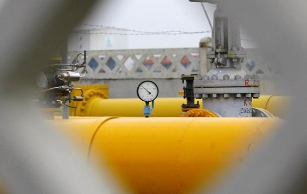 Украина закачивает газ в рекордном режиме
