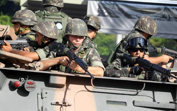Бразильские военные помогут китайским подготовиться к войне в джунглях