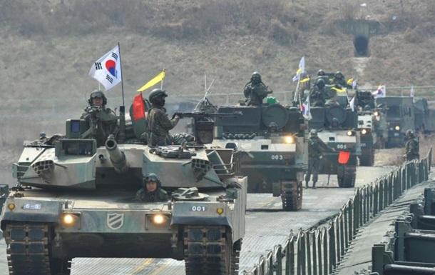 Войска Южной Кореи на границе с КНДР приведены в боевую готовность - СМИ