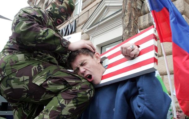Санкции vs Пропаганда. Противостояние США и России продолжается