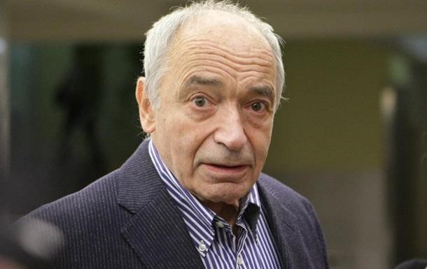 Гафт попросился в  черный список  Украины