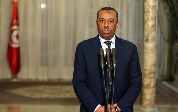Премьер-министр Ливии не подавал в отставку - пресс-секретарь