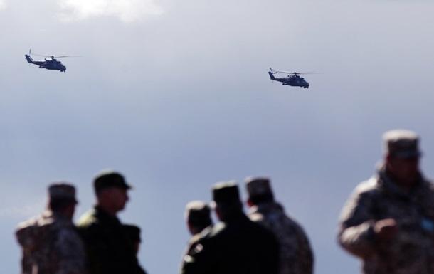 НАТО: Россия проводит в десять раз больше учений, чем альянс