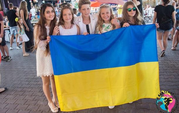 Украина отправила двух представителей на  Детскую Новую Волну  в Ялте