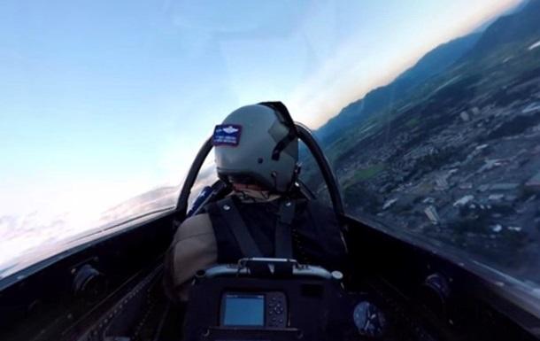 Энтузиасты показали мир глазами пилота истребителя P-51 Mustang