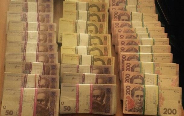 В Краматорске ликвидирован конвертцентр с оборотом более 250 млн гривен