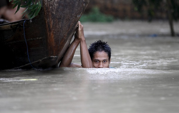 От наводнений в Мьянме пострадали более миллиона человек, 103 погибли