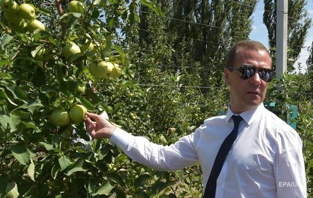 Россия ввела санкции против Украины и еще четырех стран