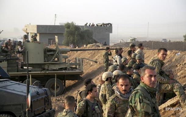 В Ираке применили химическое оружие против курдов