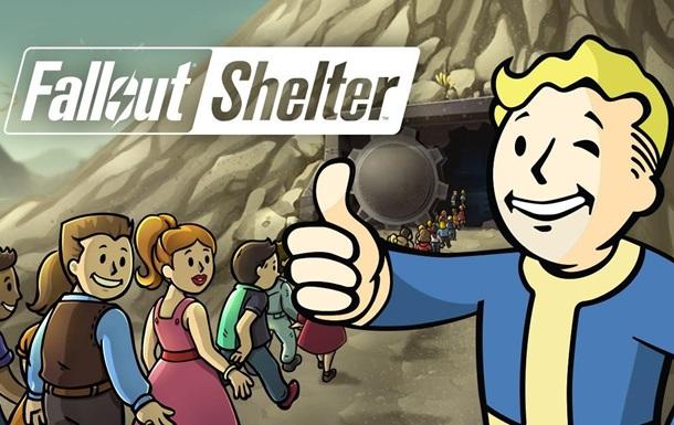В Fallout Shelter Android пользователю предоставляется возможность создать собственный бункер, заселенный людьми.