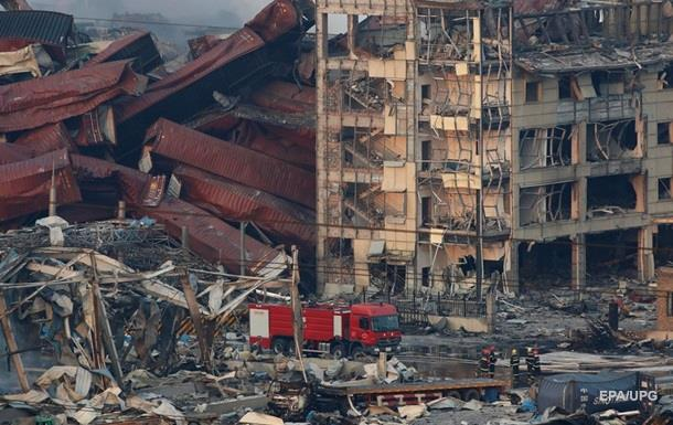 Число жертв взрыва в Китае выросло до 50 человек