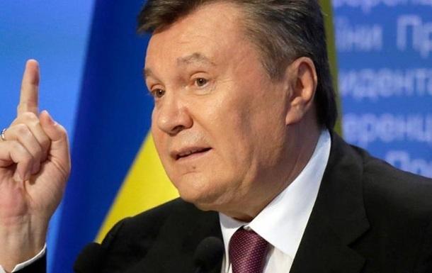 Януковича допросят в режиме видеоконференции