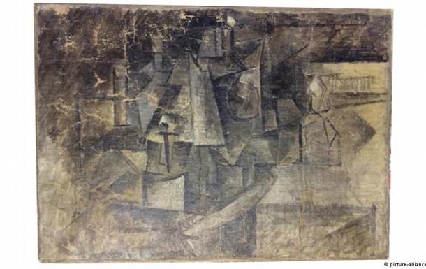 США передали Франции украденную картину Пикассо