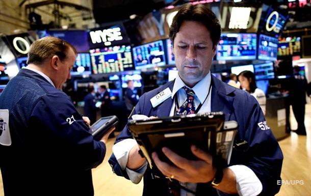 Данные по рынку труда снизили основные индексы на биржах США